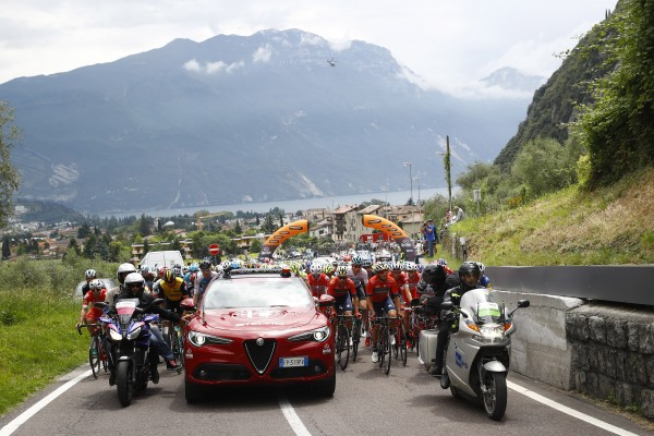 Giro d'Italia 2018 - 101th Edition - 17th stage Riva del Garda - Iseo 155 km - 23/05/2018 -  - photo Luca Bettini/BettiniPhoto©2018