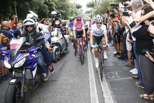 Giro d'Italia 2018 - 101th Edition - 21th stage Roma - Roma 118 km - 27/05/2018 -  - photo Luca Bettini/BettiniPhoto©2018