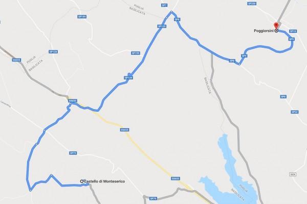 itinerario moto puglia 2