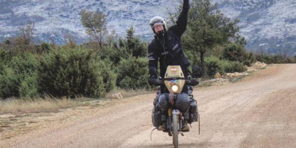 henry favre ciao balcani giro del mondo