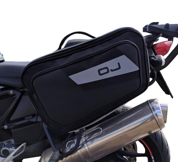 borse laterali morbide universali OJ Twin Bags