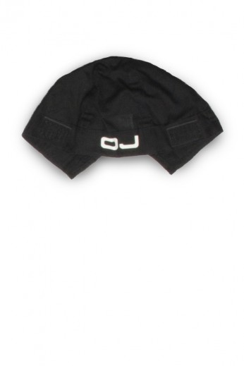 TWIN CAP BLACK