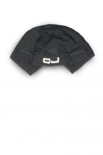 TWIN CAP BLACK