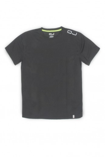 OJ TECH T-SHIRT BLACK