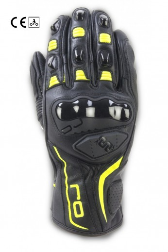 SPIN BLACK / YELLOW FLUO