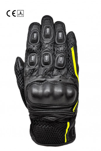 AREA BLACK / YELLOW FLUO