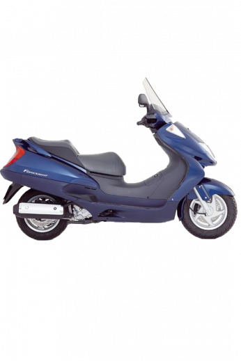 HONDA COPRIGAMBE SPECIFICO Honda FORESIGHT 250