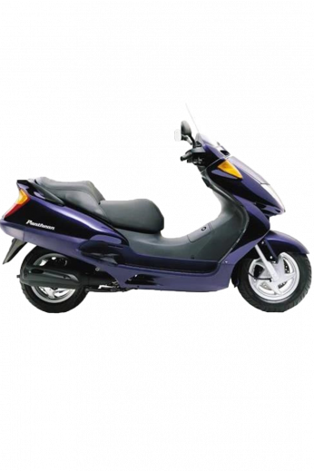 HONDA COPRIGAMBE SPECIFICO Honda PANTHEON 125/150 (dal 2003)