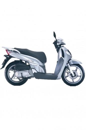 HONDA COPRIGAMBE SPECIFICO Honda SH (dal 2005 al 2012 - Pro Leg L)