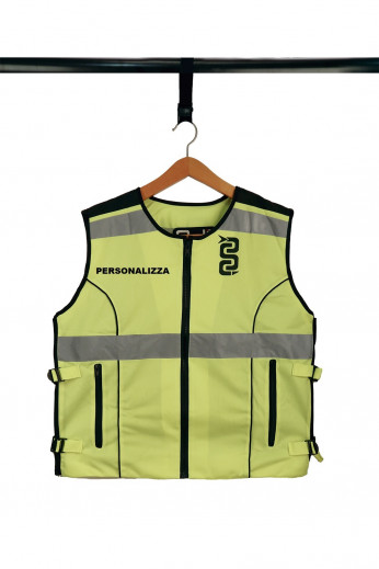 GILET FLASH PERSONALIZZABILE