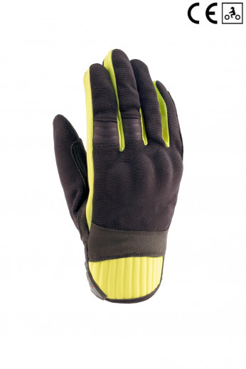 LEVER BLACK/YELLOW FLUO