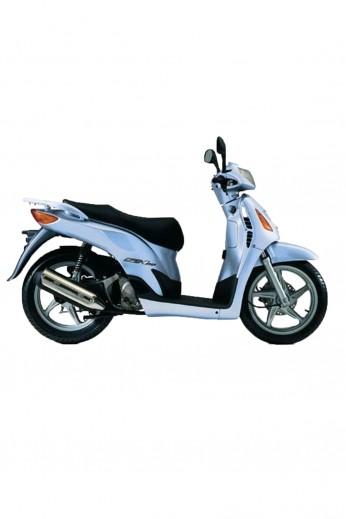 HONDA COPRIGAMBE SPECIFICO Honda SH 50/100/125/150 (fino al 2004 - Pro Leg B)