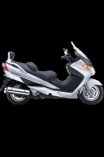 SUZUKI  COPRIGAMBE SPECIFICO Suzuki BURGMAN 250/400 (fino al 2002)