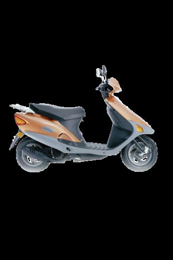 Leg cover for Honda BALI 50/100