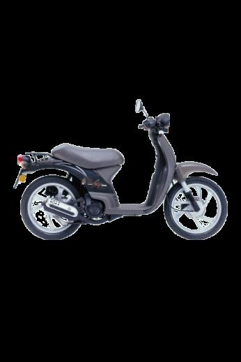 Leg cover for Honda SKY 50