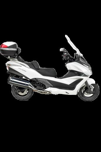 Leg cover for Honda SW T 400/600