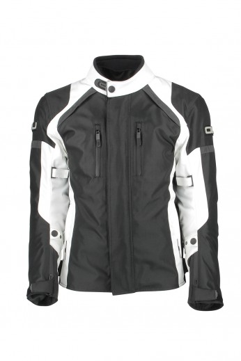 JACKET UNSTOPPABLE MAN WHITE