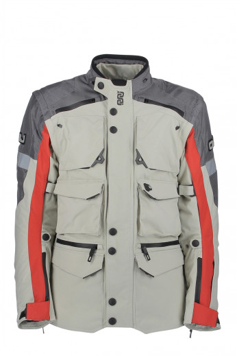JACKET DESERT EXTREME ICE/RED