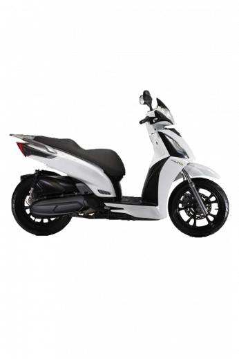 Leg cover for Kymco PEOPLE Gti 125/200/300