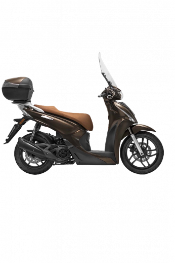 Leg cover for Kymco PEOPLE S 50/125/200