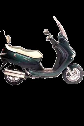 Leg cover for Peugeot ELYSEO 50/100/125/150