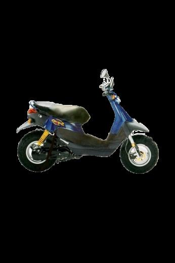 Leg cover for Peugeot SQUAB
