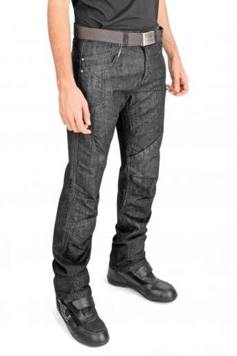 JEANS MUSCLE HOMBRE NEGRO