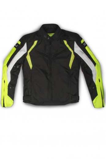 ATTITUDE BLACK / YELLOW FLUO