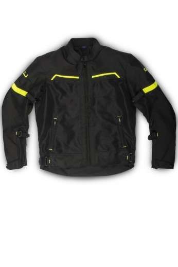 INK BLACK / YELLOW FLUO