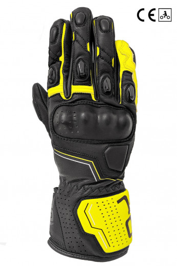 SLEEK BLACK/YELLOW FLUO