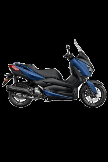 Beinschutzdecke für Yamaha X-MAX 125/250/400 (dal 2013)