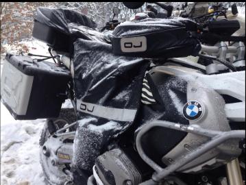 Come preparare la moto al letargo invernale