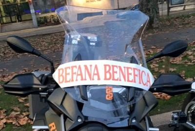 BEFANA BENEFICA 2016