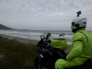 In Nuova Zelanda con OJ e aMotoMio: parte 2