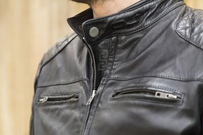 Come pulire la giacca in pelle?