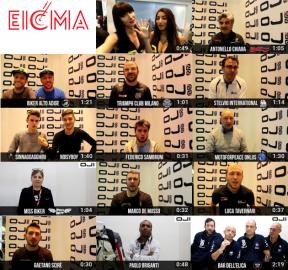 EICMA 2017 - Le video interviste!