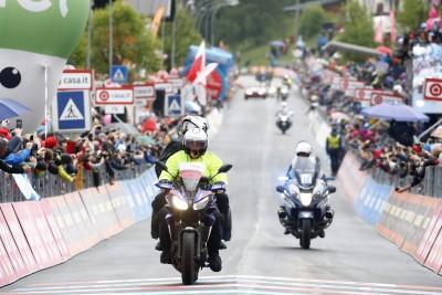 OJ al Giro d'Italia 2018: le foto