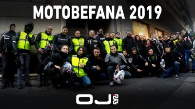 Motobefana 2019 di Milano con OJ: foto e video