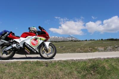 Mattia Fiorenzi, girovagando per l'Abruzzo